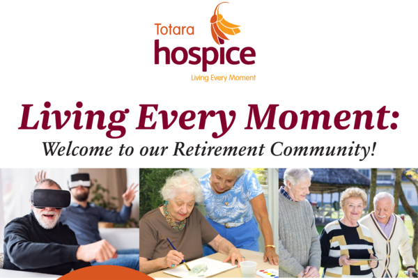 Living Every Moment: Welcome to our Retirement Community!